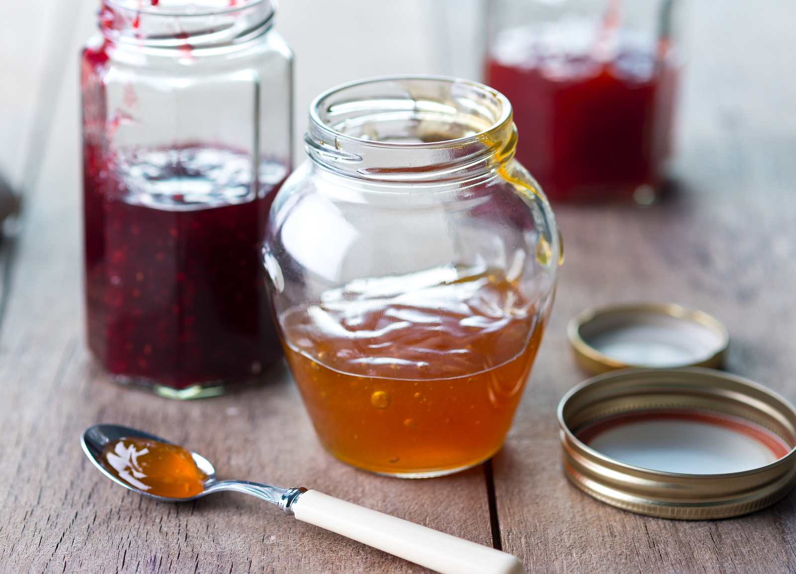 Davison's - Jam and Fruit Fillings UK